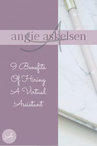 virtual assistant benefits